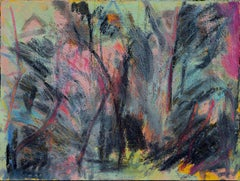 French Woods Abstract