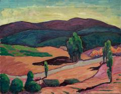 Rudolf Hess - California Foothills