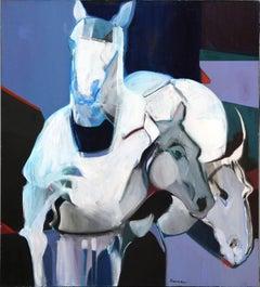 Shaman Horses Figurative