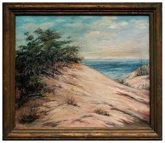 19th C. California Sand Dunes
