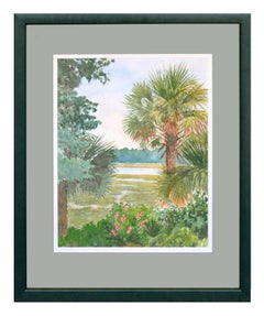 """Palm Trees"" - California Landscape"