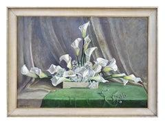 Calla Lilies Still Life