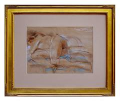Nude Sleeping by Emil Kosa, Jr., 1930s