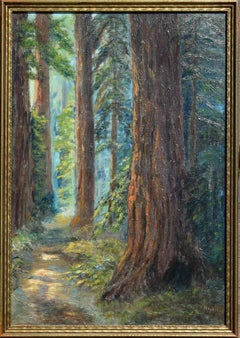 Redwood Groves, Santa Cruz County 1924