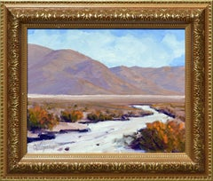 Desert Flats, Death Valley Landscape