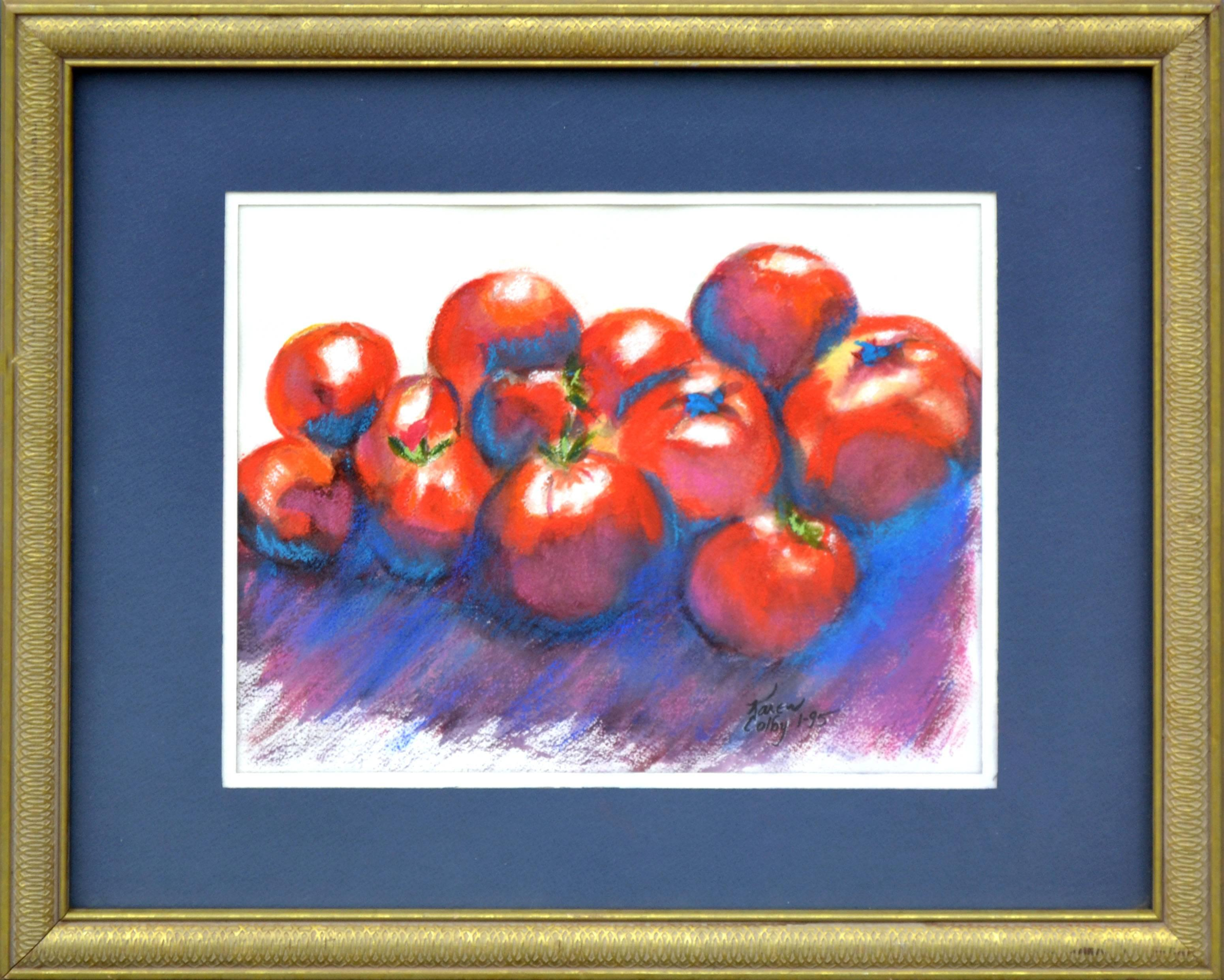 Red Tomatoes Still-Life