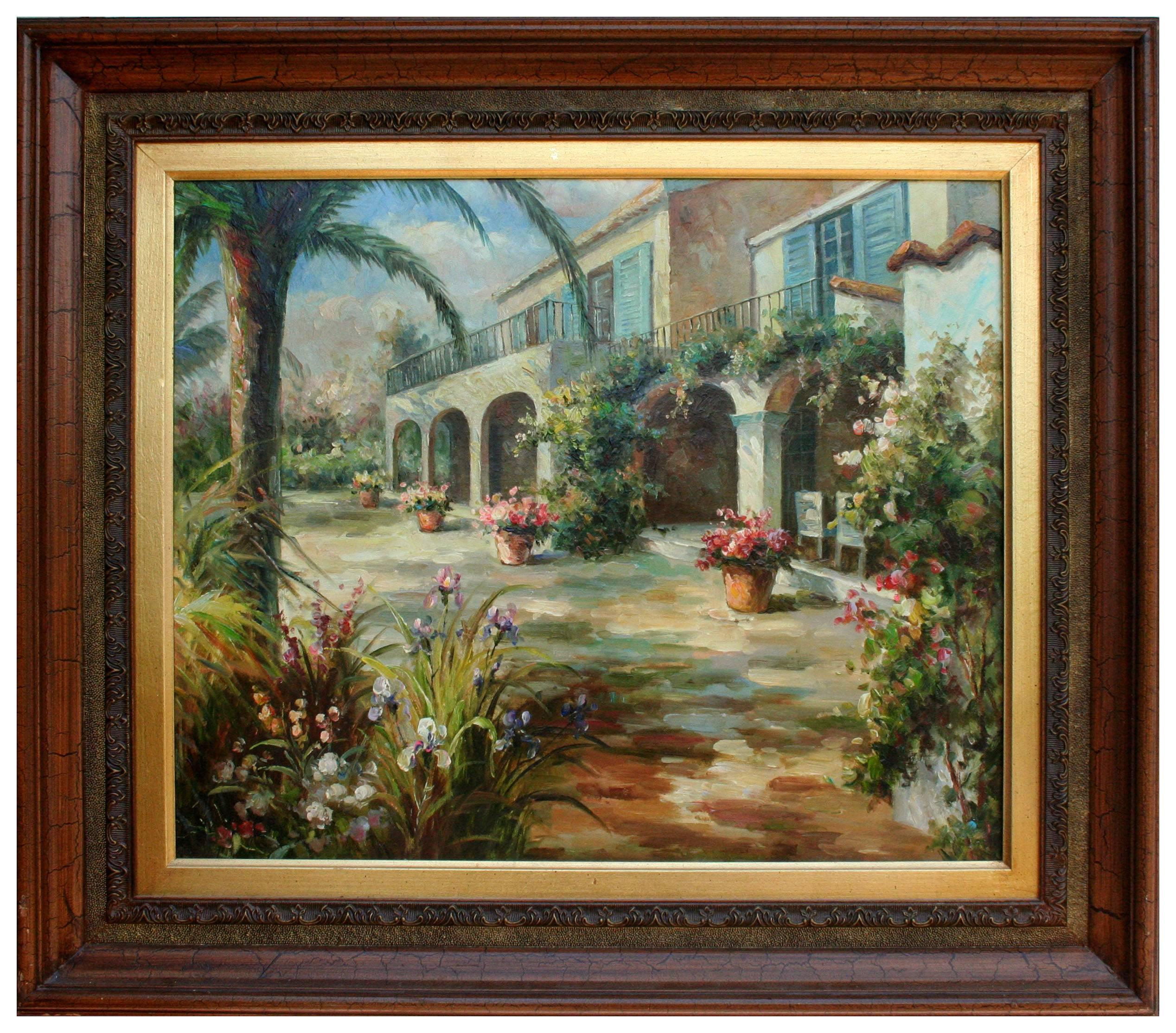 Palm Beach Home Garden Landscape