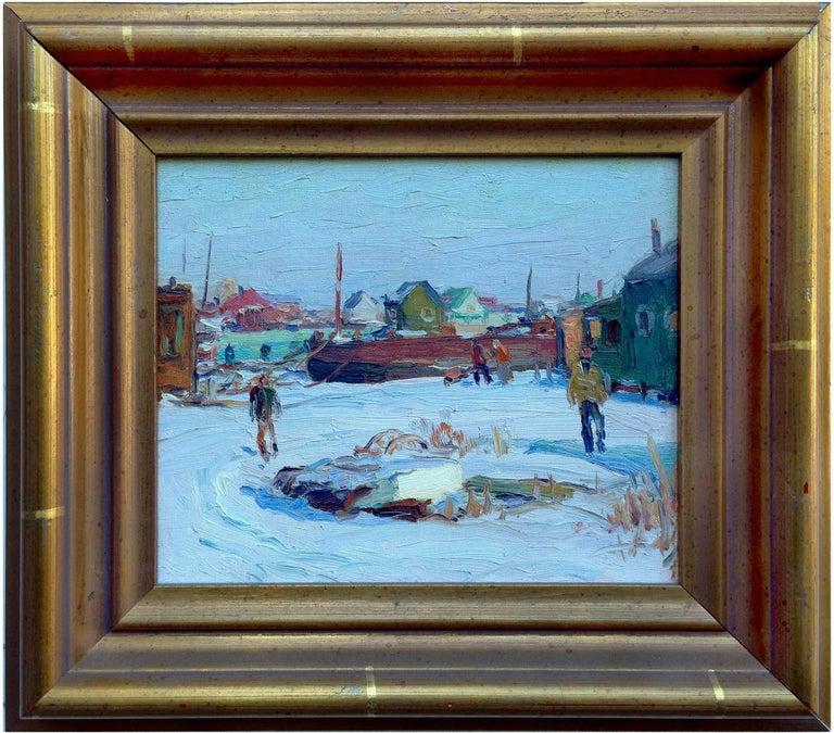 Winter Harbor, C. 1940