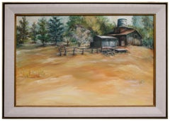 """""""Lazy Day in the Country"""", Pastoral Landscape"""