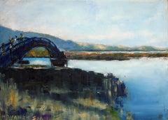Over the Bridge, Armenia by Hovanessian