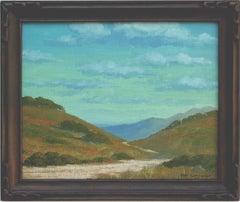 """All My Days"" California Hills Landscape"