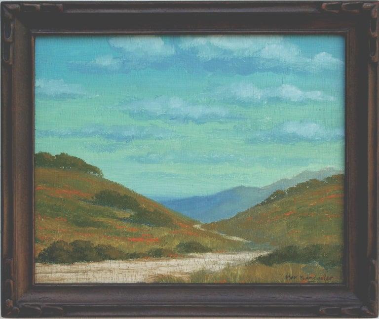 Max Flandorfer Landscape Painting - All My Days Landscape