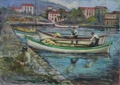 The Day's Catch Portofino, Italy