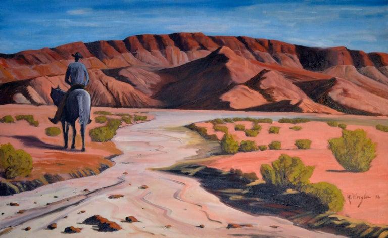 Desert Rider, Arizona