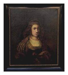 19th C. Medici Portrait