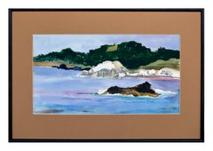 Near Point Lobos, Carmel Seascape