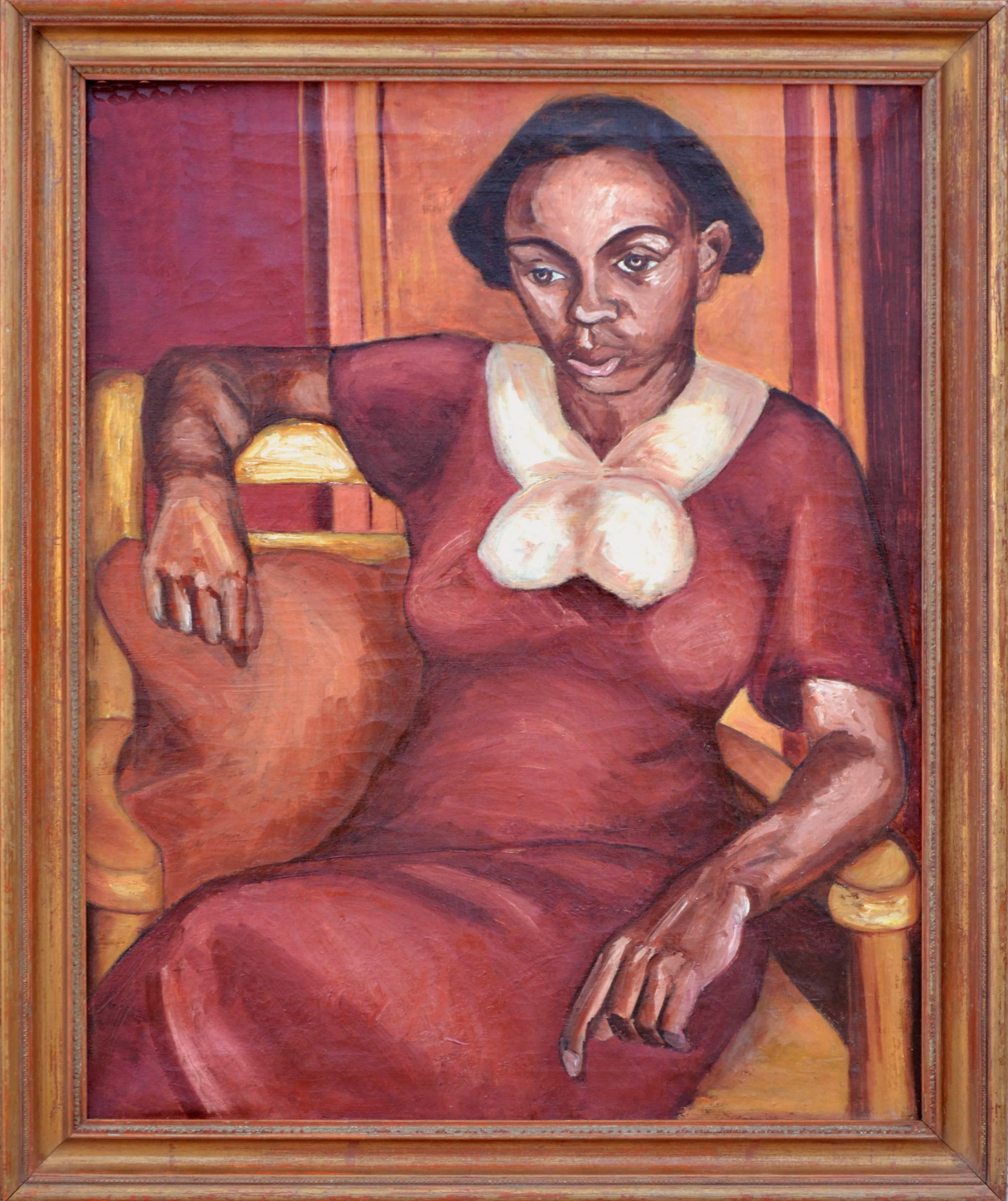 Portrait of a Woman, Virginia 1935