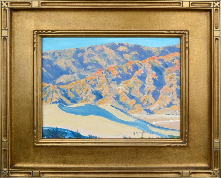 Mike Wright Landscape Painting - Death Valley, California