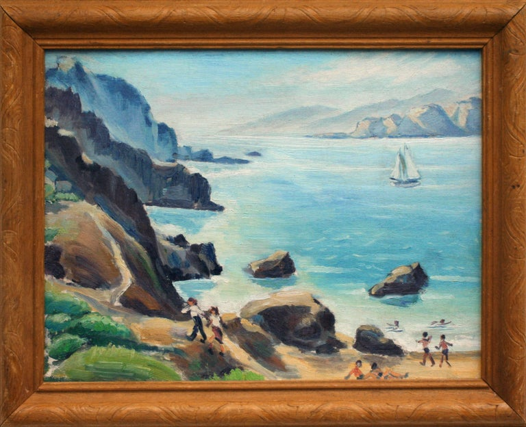 Beach Day San Francisco Bay
