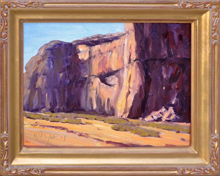 Mike Wright Landscape Painting - Capitol Reef National Park, Utah Landscape