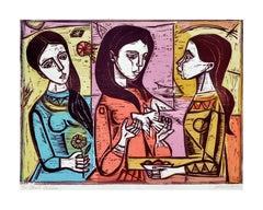 Three Sisters Figurative