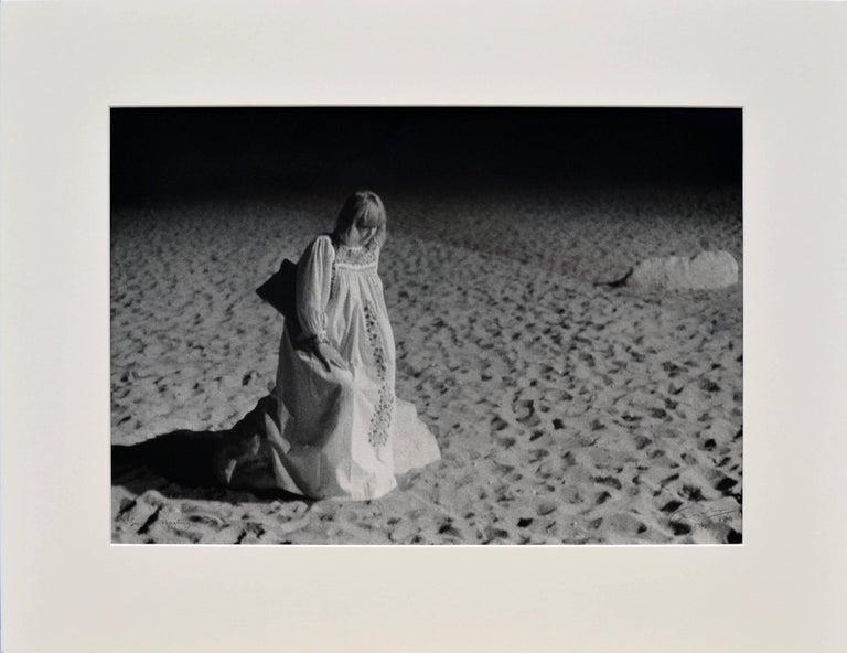 Graham Nash Figurative Photograph - Susan - Waiting '78