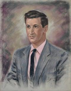 Mid-Century Portrait of a Man
