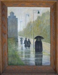 Sisters in the Rain Paris