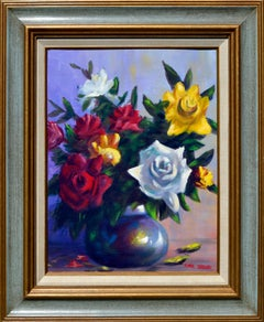 Roses Still Life by Carl Zeller