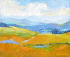 Golden Fields, Blue Hills