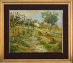Making Hay by B. Ehrlich