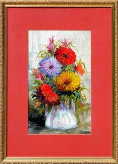 Chrysanthemum Floral Bouquet