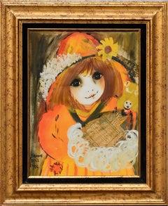 Petite Fille de Fleur by Etienne