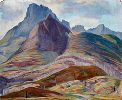 Colorado Hills 1940