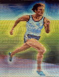 Olympian Bruce Jenner, 1976