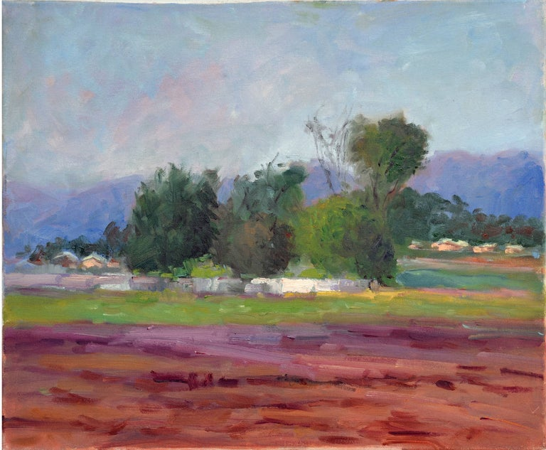California Scenery - Jack Lynn - Painting by Jack Lynn