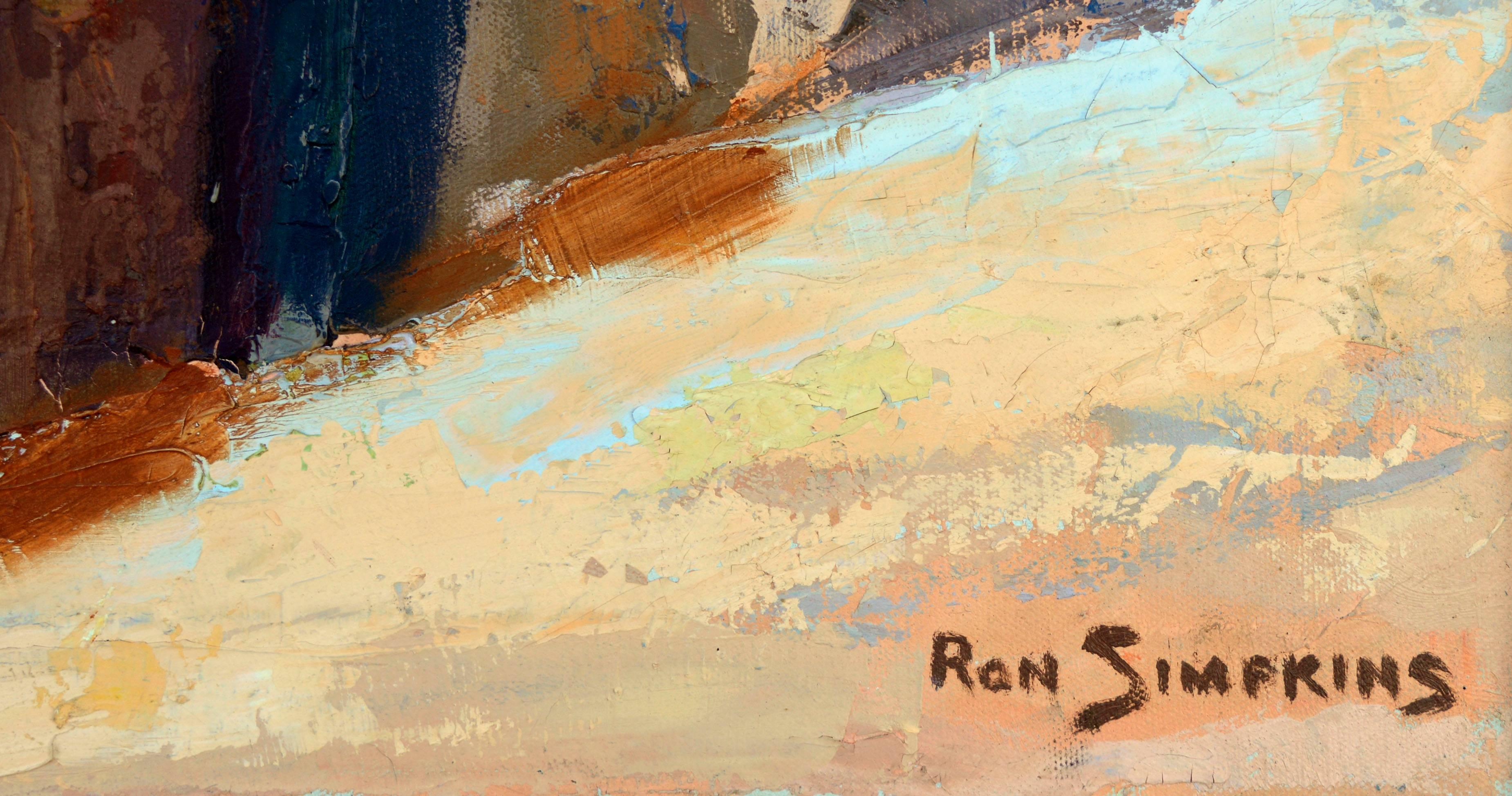 Ron Simpkins - Grand Canyon, Painting For Sale at 1stdibs