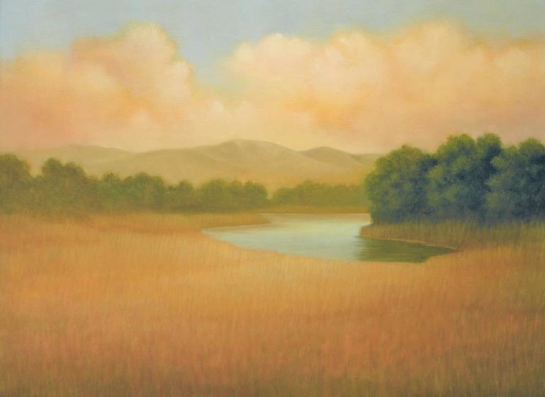 Sonoma Mountains - Print by Donna McGinnis
