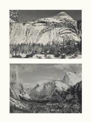 Yosemite Valley Winter and Sleigh Ride, 1938
