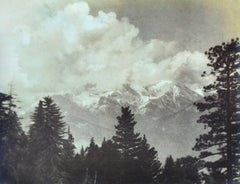 Impression of the High Sierras Landscape