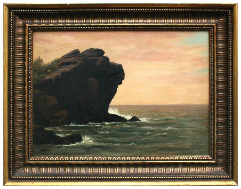 Unknown Landscape Painting - San Francisco Point