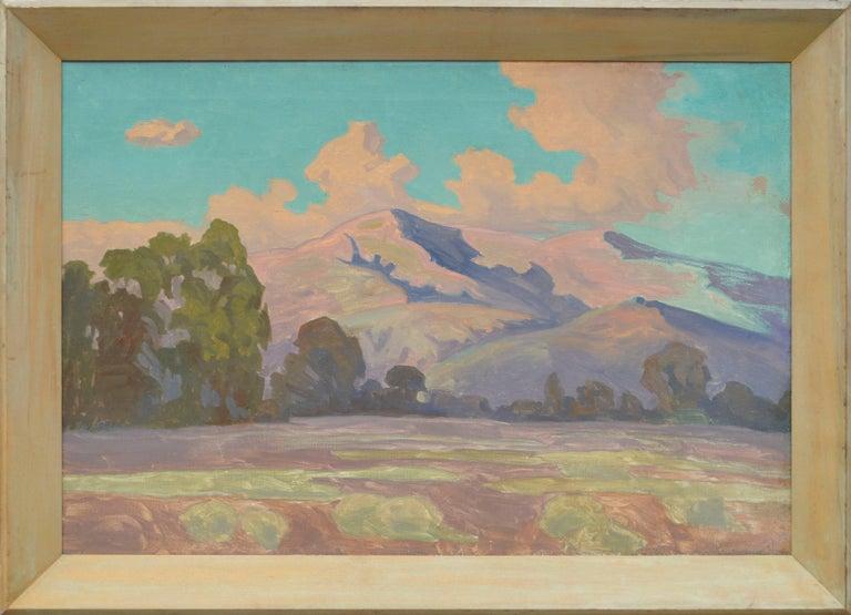 Mount Tamalpais, Summer's End