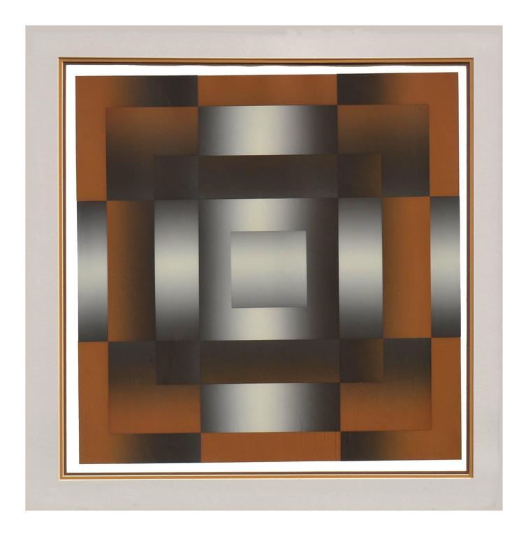 Nova Abstract  - Print by Mark Rowland