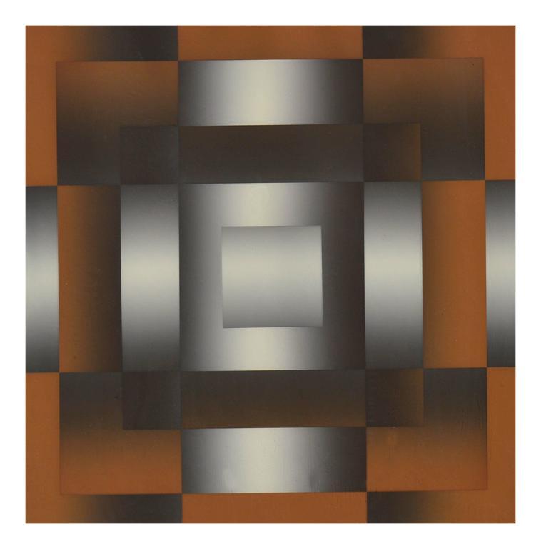 Nova Abstract  - Abstract Geometric Print by Mark Rowland