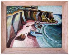 Bold Modernist Cliffs