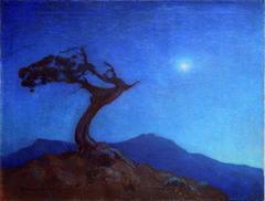 Venus and California Junipero 1920