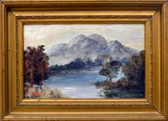 Scottish Reflections, Ben Venue and Loch Achray Scotland