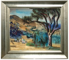 California Scene Painting 1944