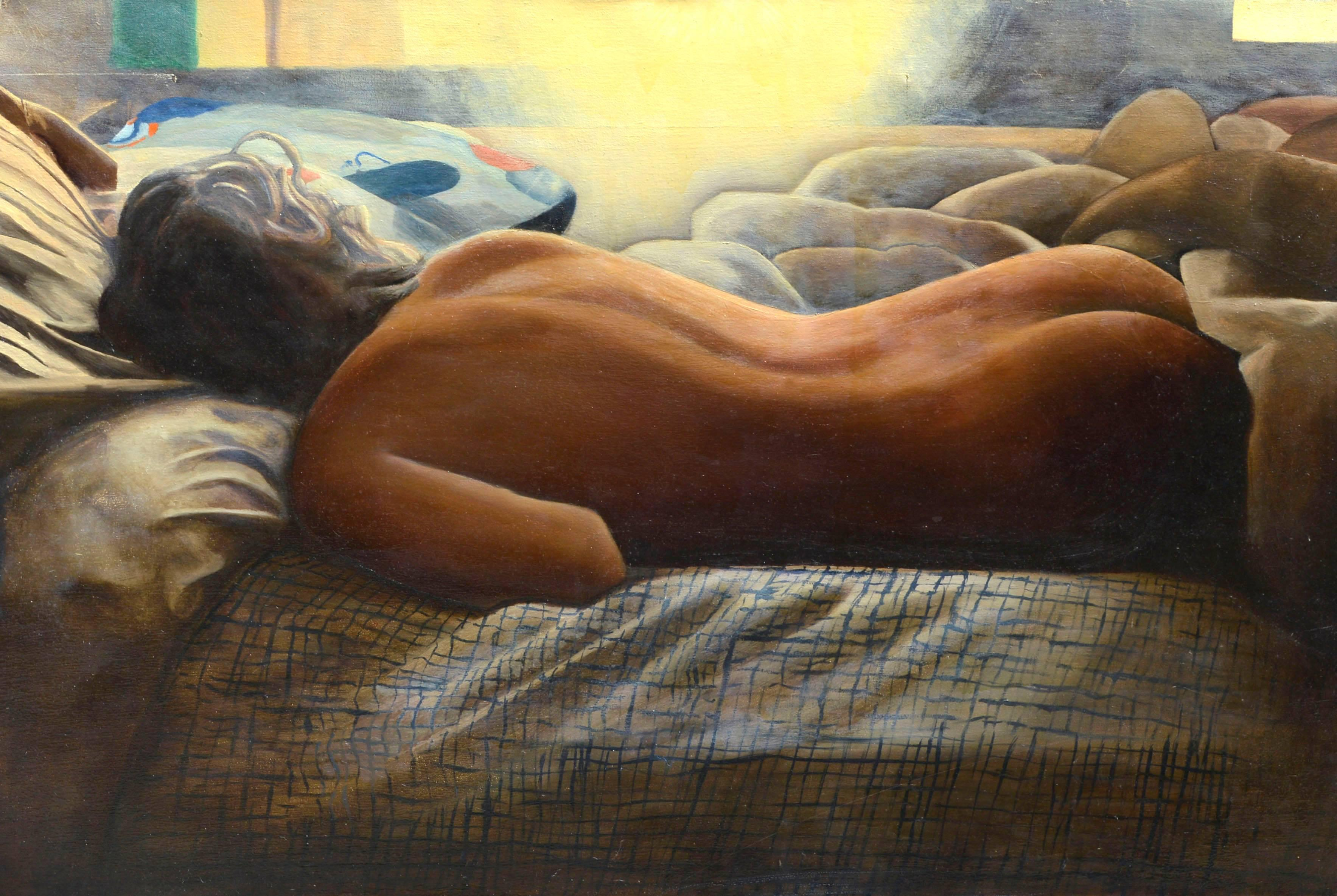 Resting Nude