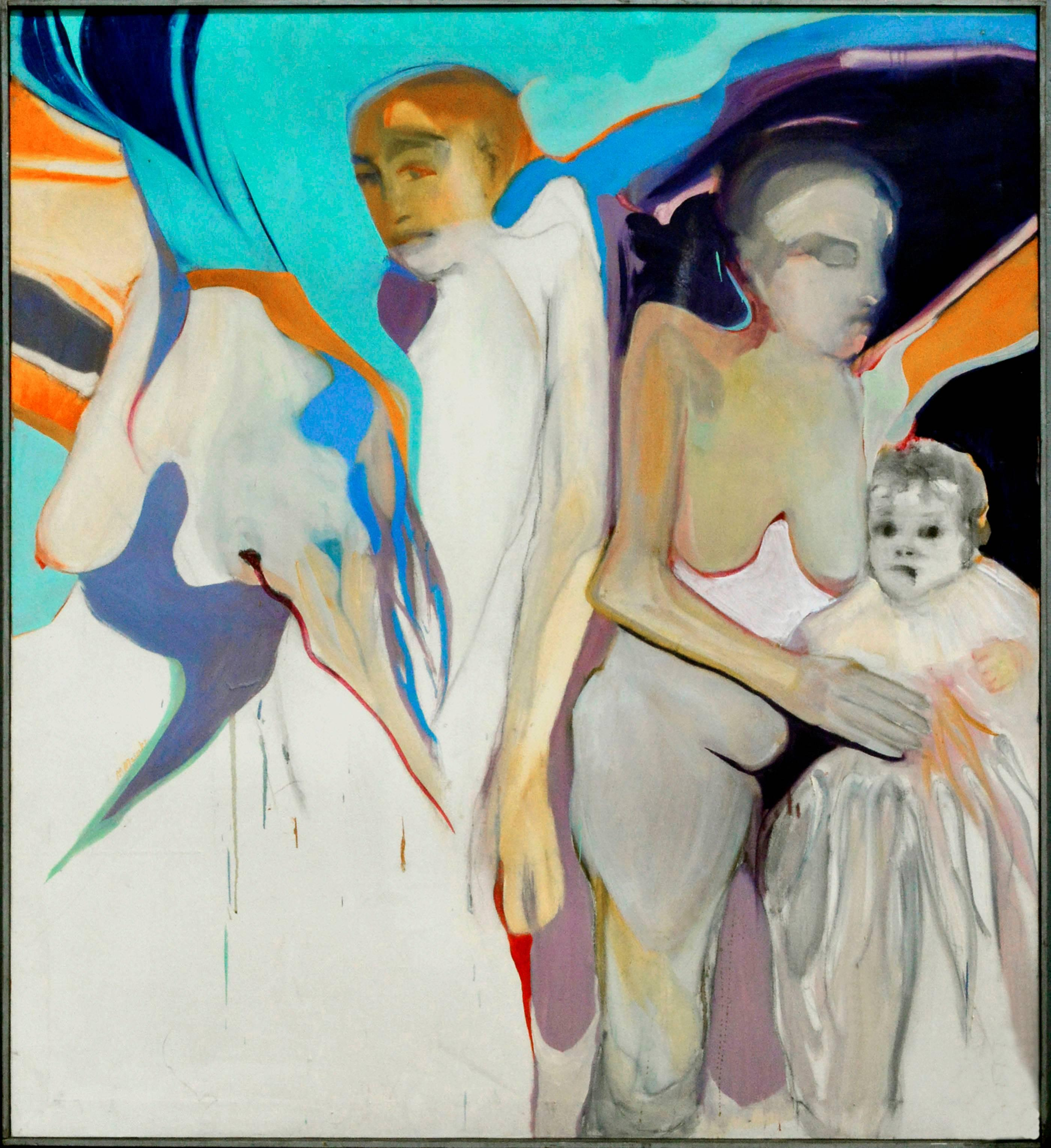 Family Abstract Figurative